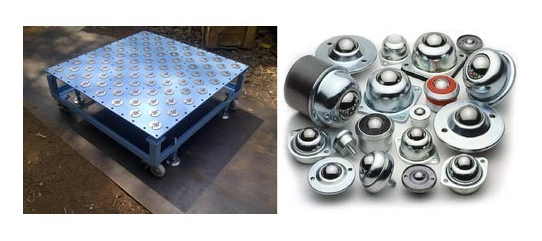 Ball Table Conveyor